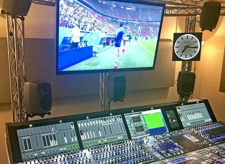 sports broadcast
