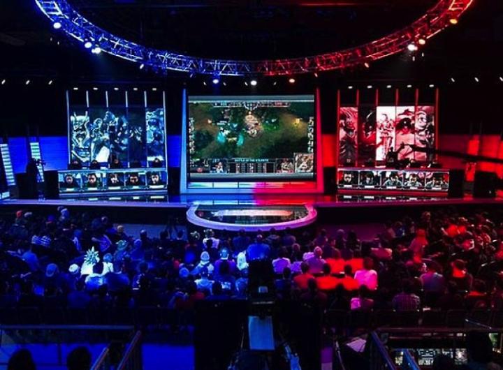 betting on esports